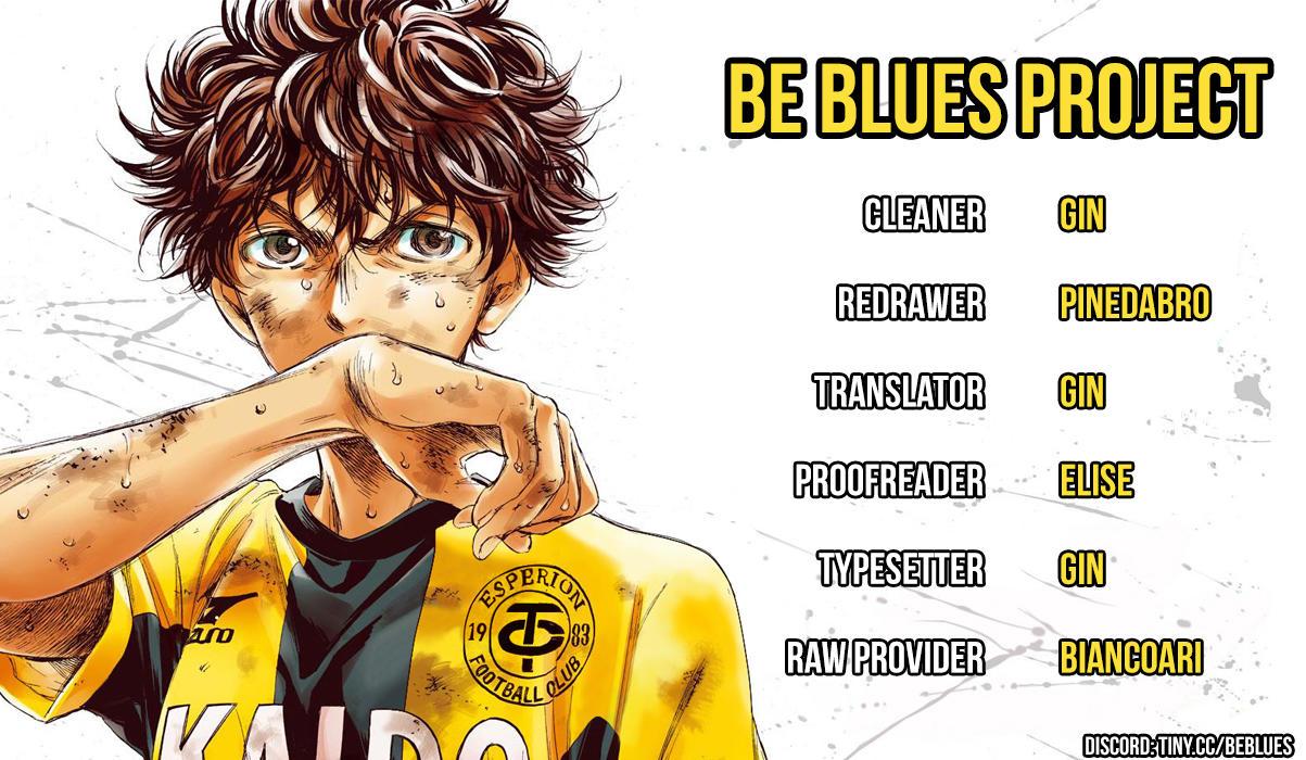 Ao Ashi Vol.16 Chapter 164: Egoist's Whereabouts page 20 - Mangakakalots.com