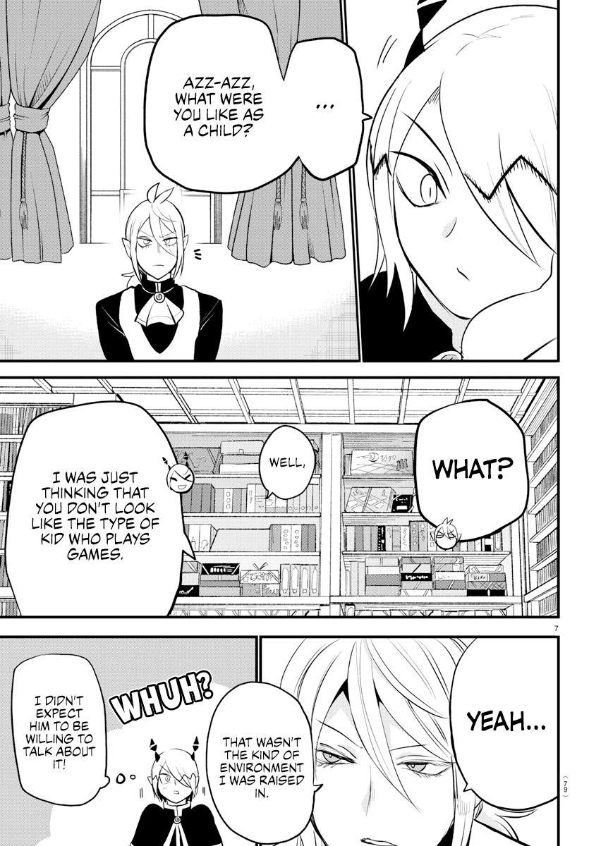 Mairimashita! Iruma-Kun Chapter 211: Between Friends page 7 - Mangakakalots.com