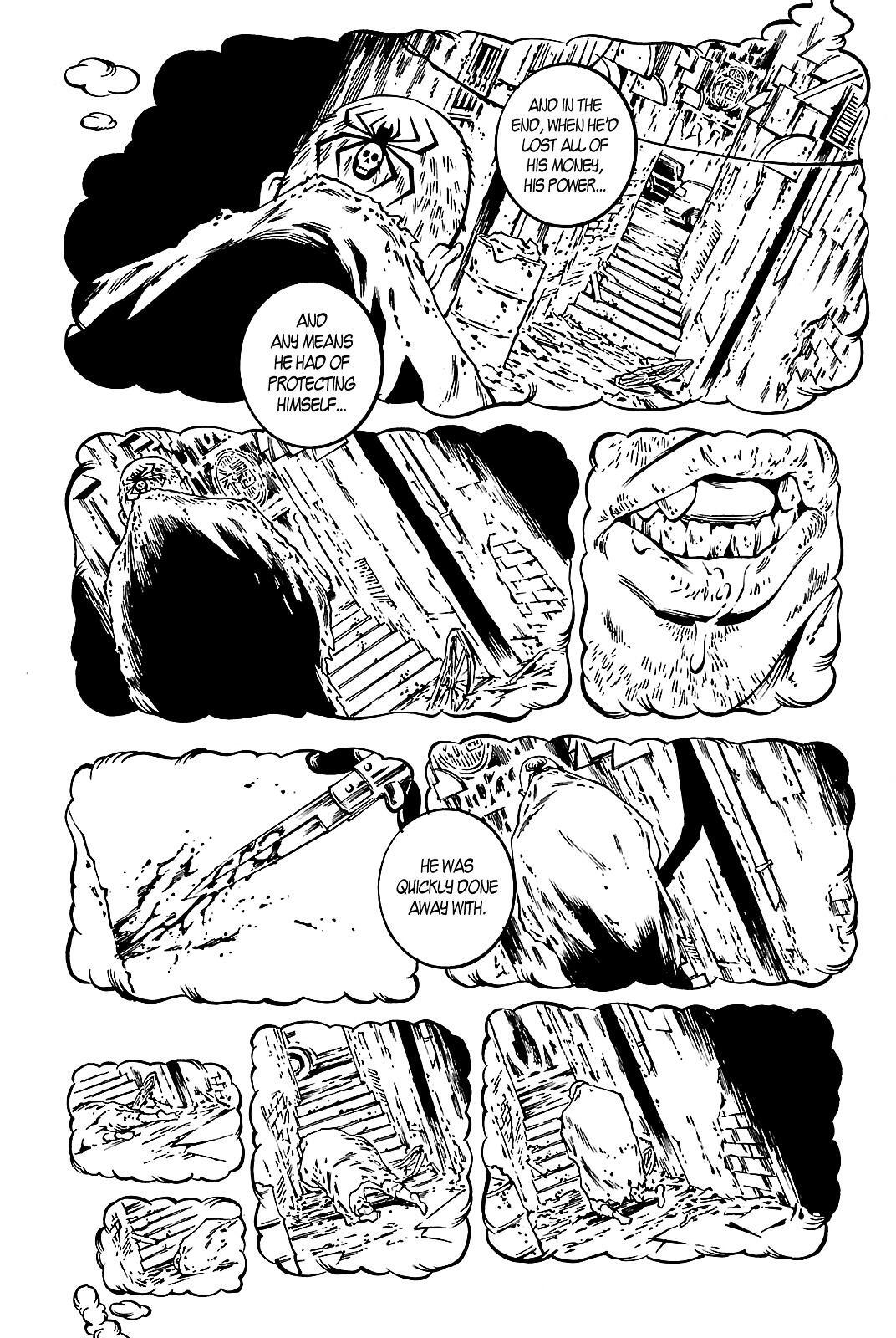 Deathco Vol.1 Chapter 1 : Reapers page 20 - Mangakakalots.com