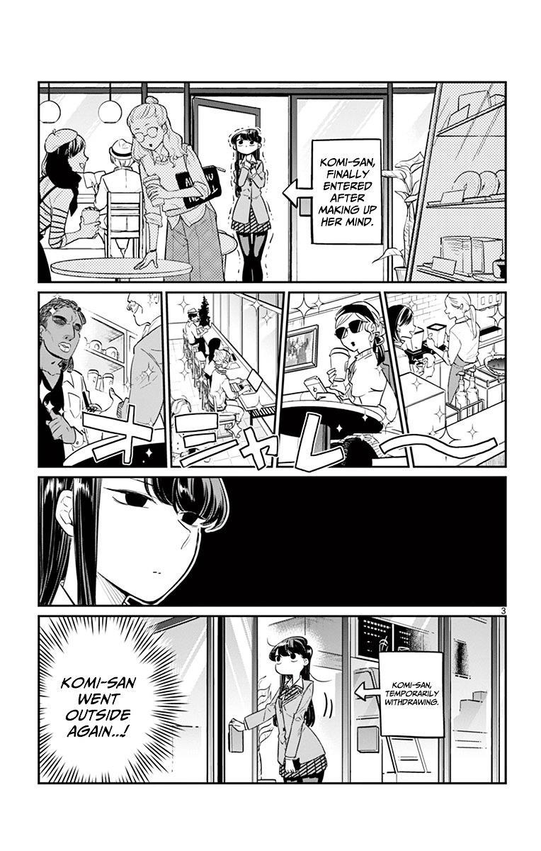 Komi-San Wa Komyushou Desu Vol.1 Chapter 13: My First Errand page 3 - Mangakakalot