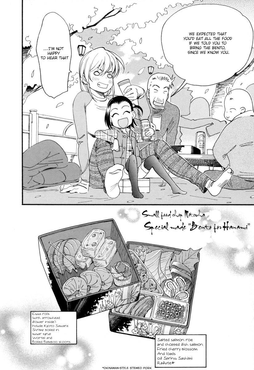 Chii-Chan No Oshinagaki Hanjouki Vol.1 Chapter 3: Fifth Item: Bento For Hanami ; Sixth Item: Reward Recipe For Mama page 11 - Mangakakalots.com