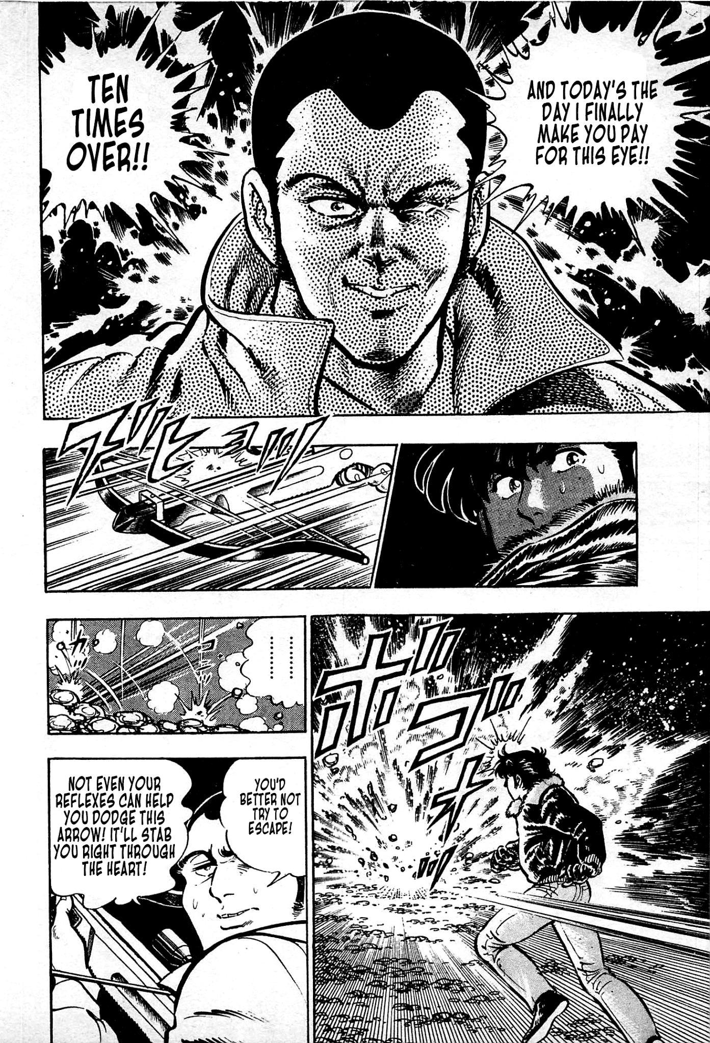Karate Apocalypse Chapter 8: Secret Fist page 9 - Mangakakalots.com
