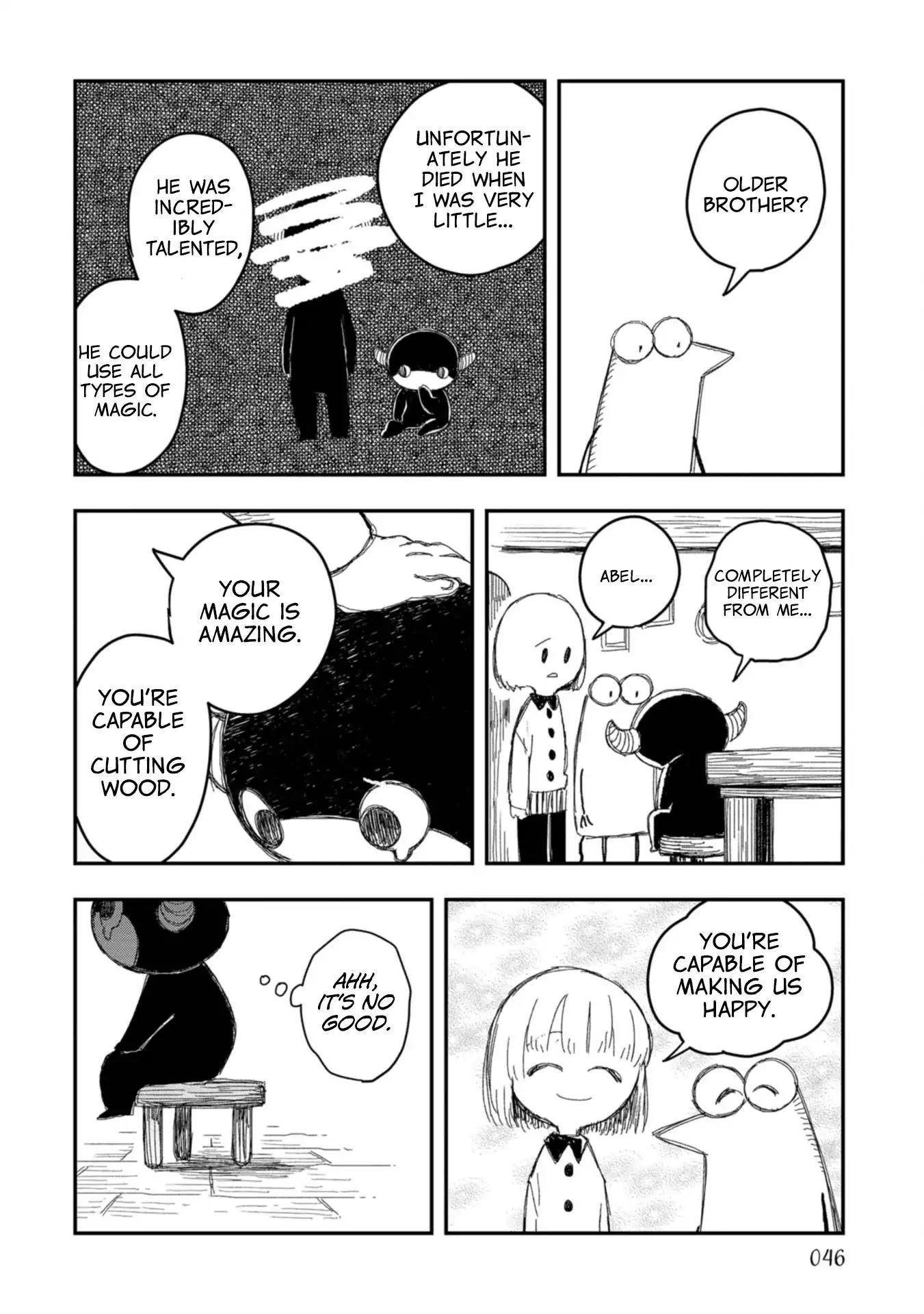 Rojica To Rakkasei Chapter 10.5 page 7 - Mangakakalots.com