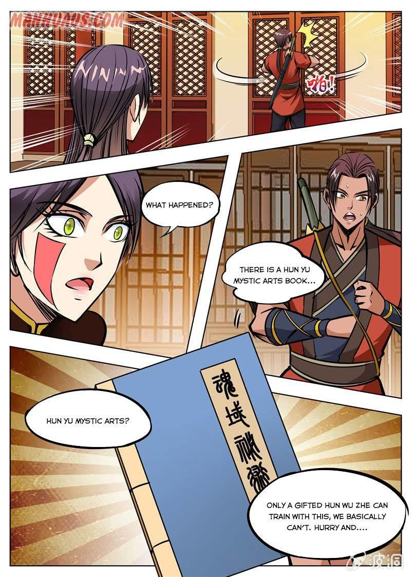 Greatest Sword Immortal Chapter 165.3 page 3 - Mangakakalots.com