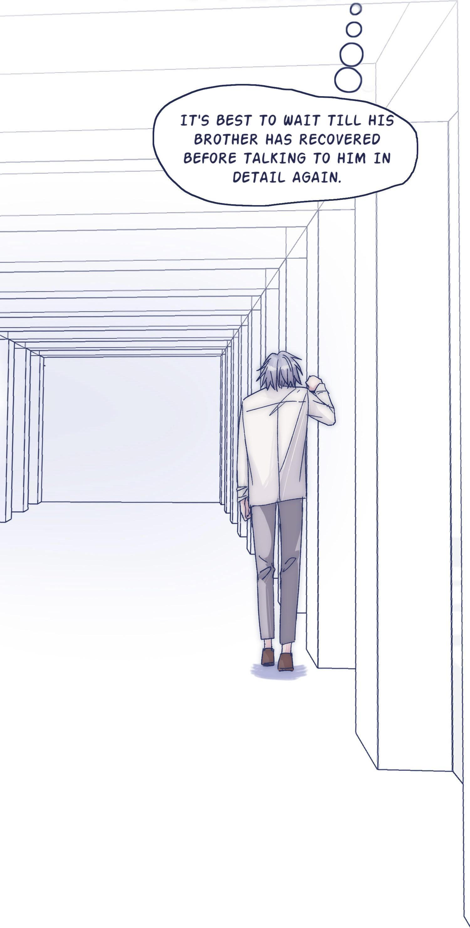 Offering My Neck To You Chapter 21: Can't Keep Calm Of Anything That Implicates Him page 43 - Mangakakalots.com