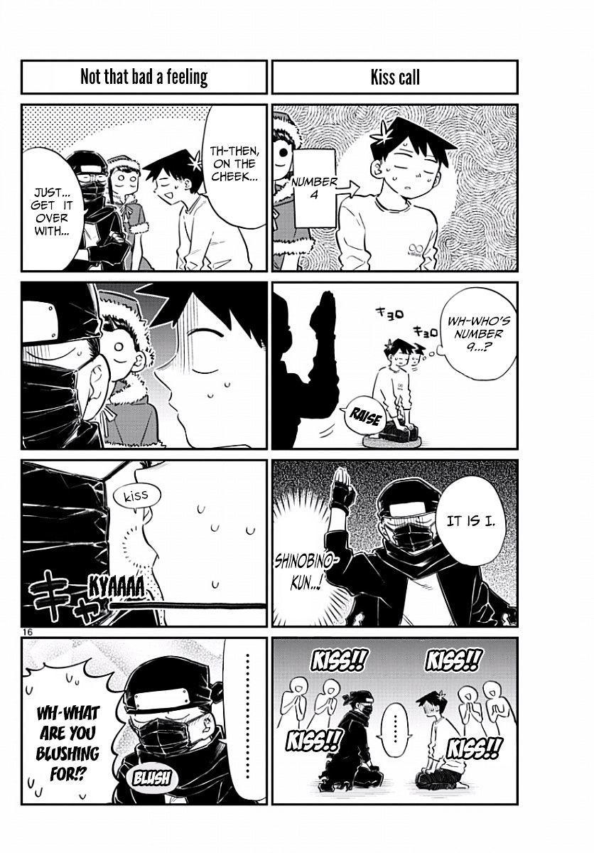 Komi-San Wa Komyushou Desu Vol.7 Chapter 98: The King page 8 - Mangakakalot