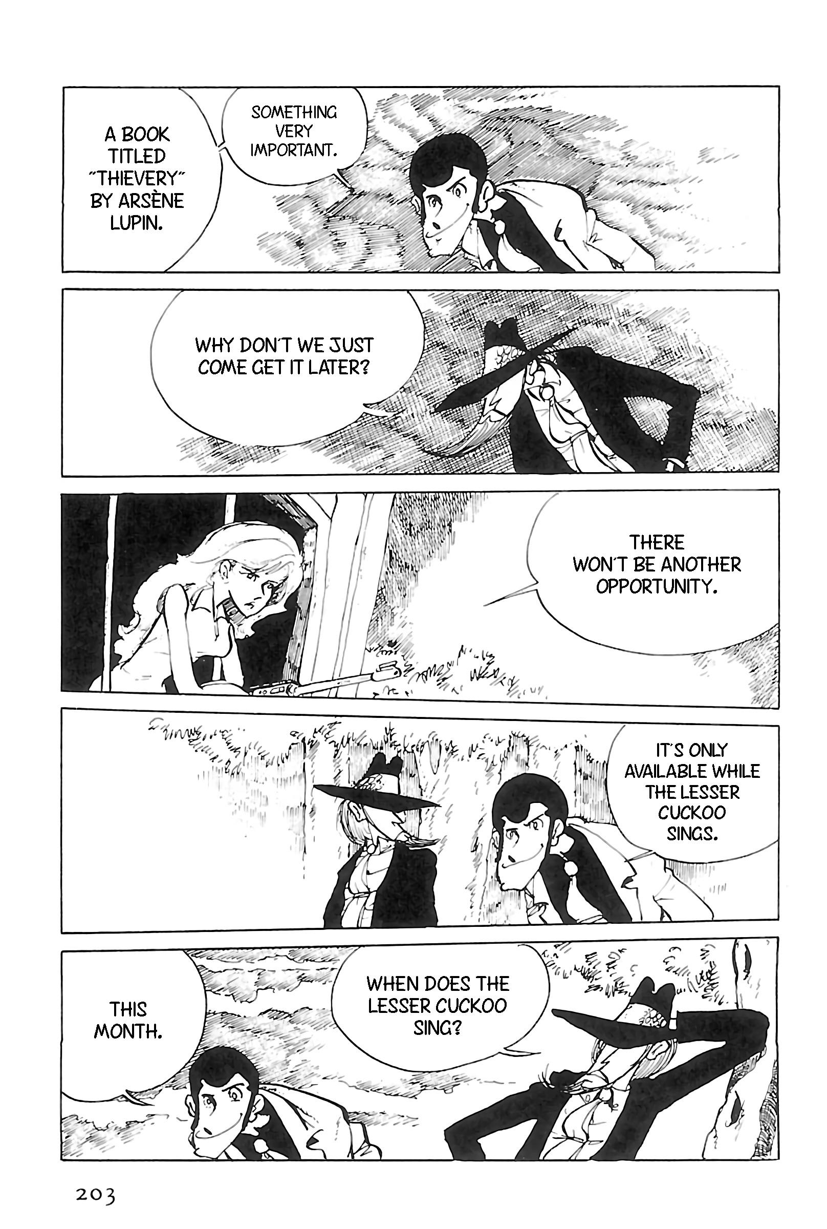 Lupin Iii: World'S Most Wanted Vol.11 Chapter 125: A Play In One Jigen page 7 - Mangakakalots.com