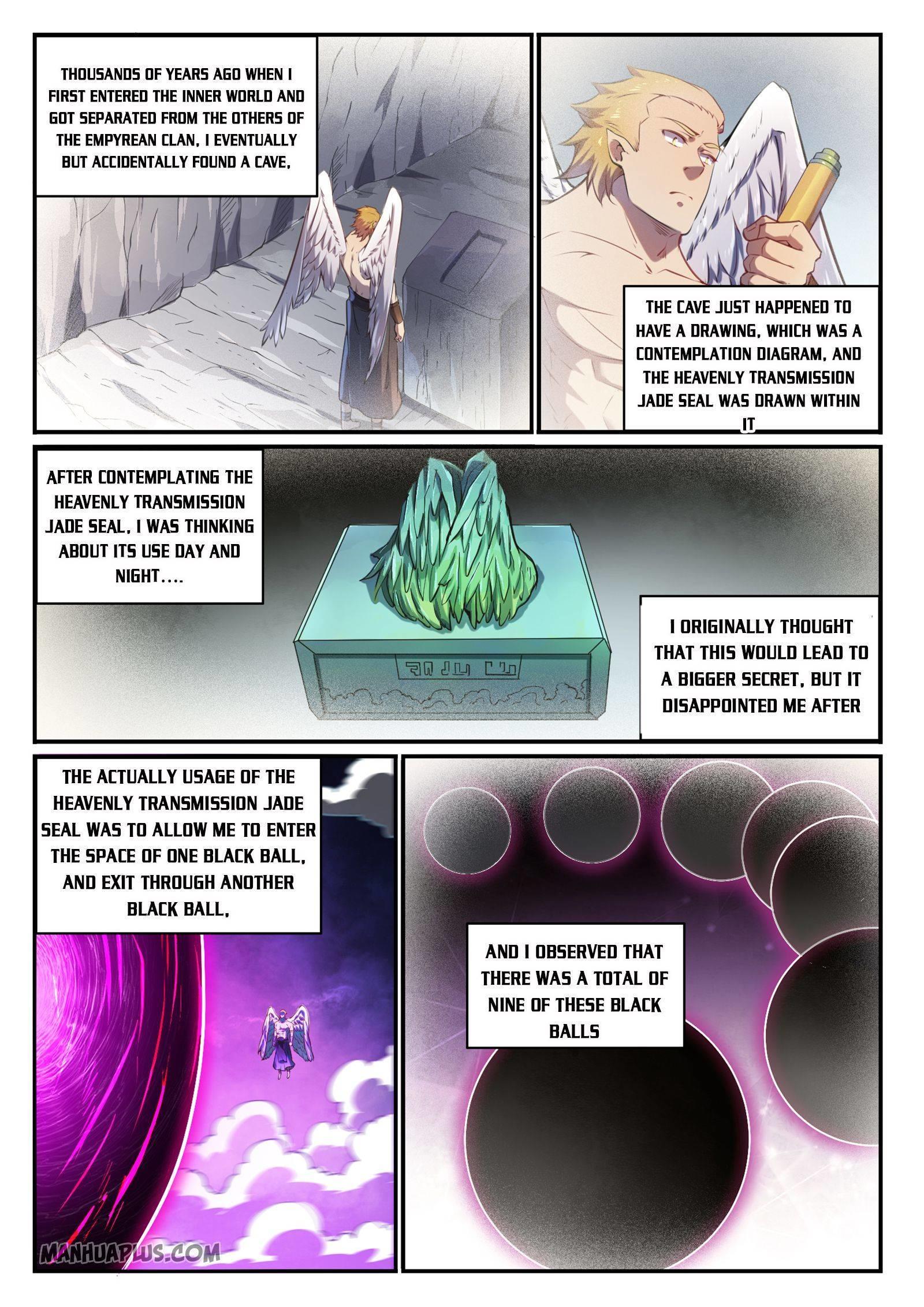 Apotheosis Chapter 757 page 8 - Mangakakalots.com