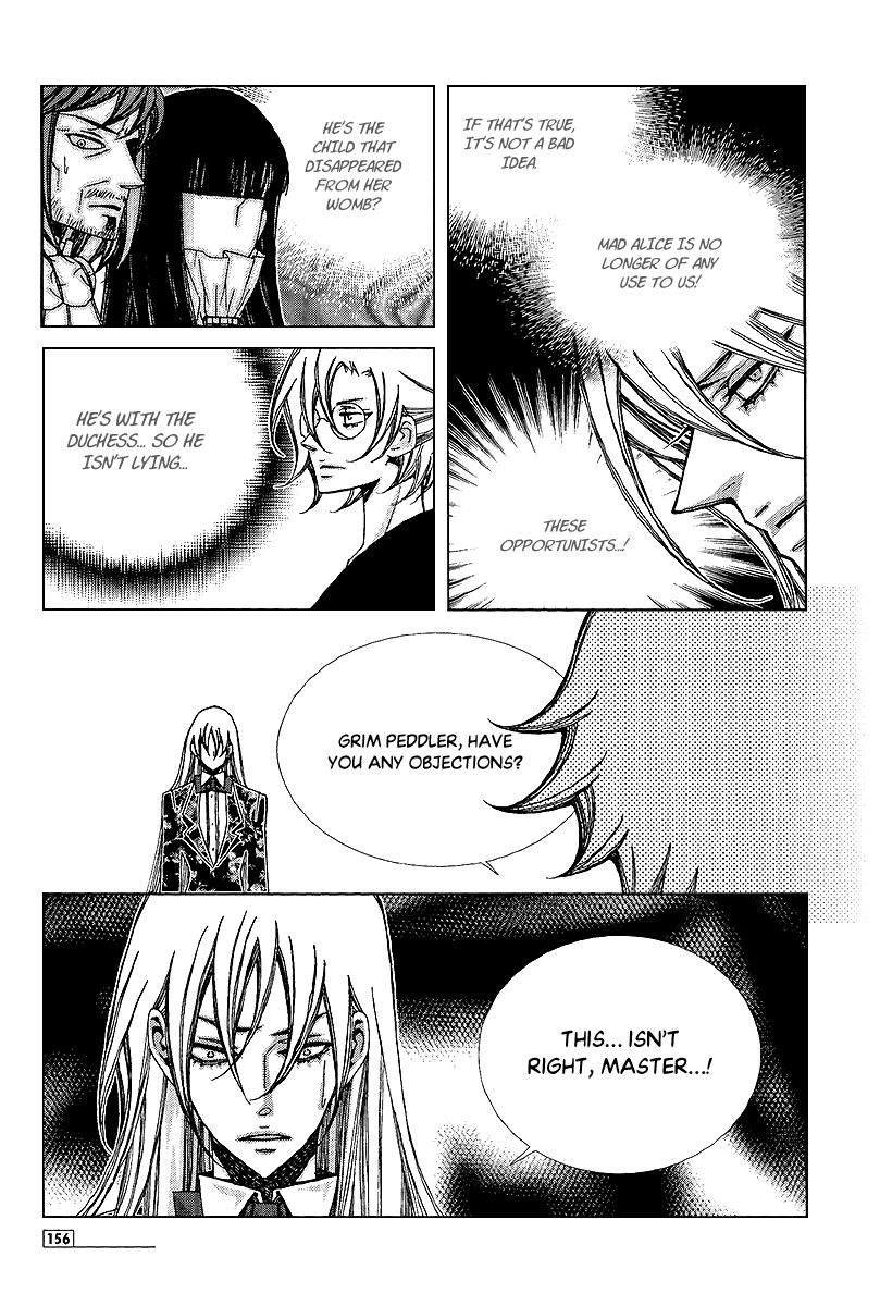 Chronicles Of The Grim Peddler Chapter 31: The Chronicles Of The Grim Peddler page 28 - Mangakakalots.com