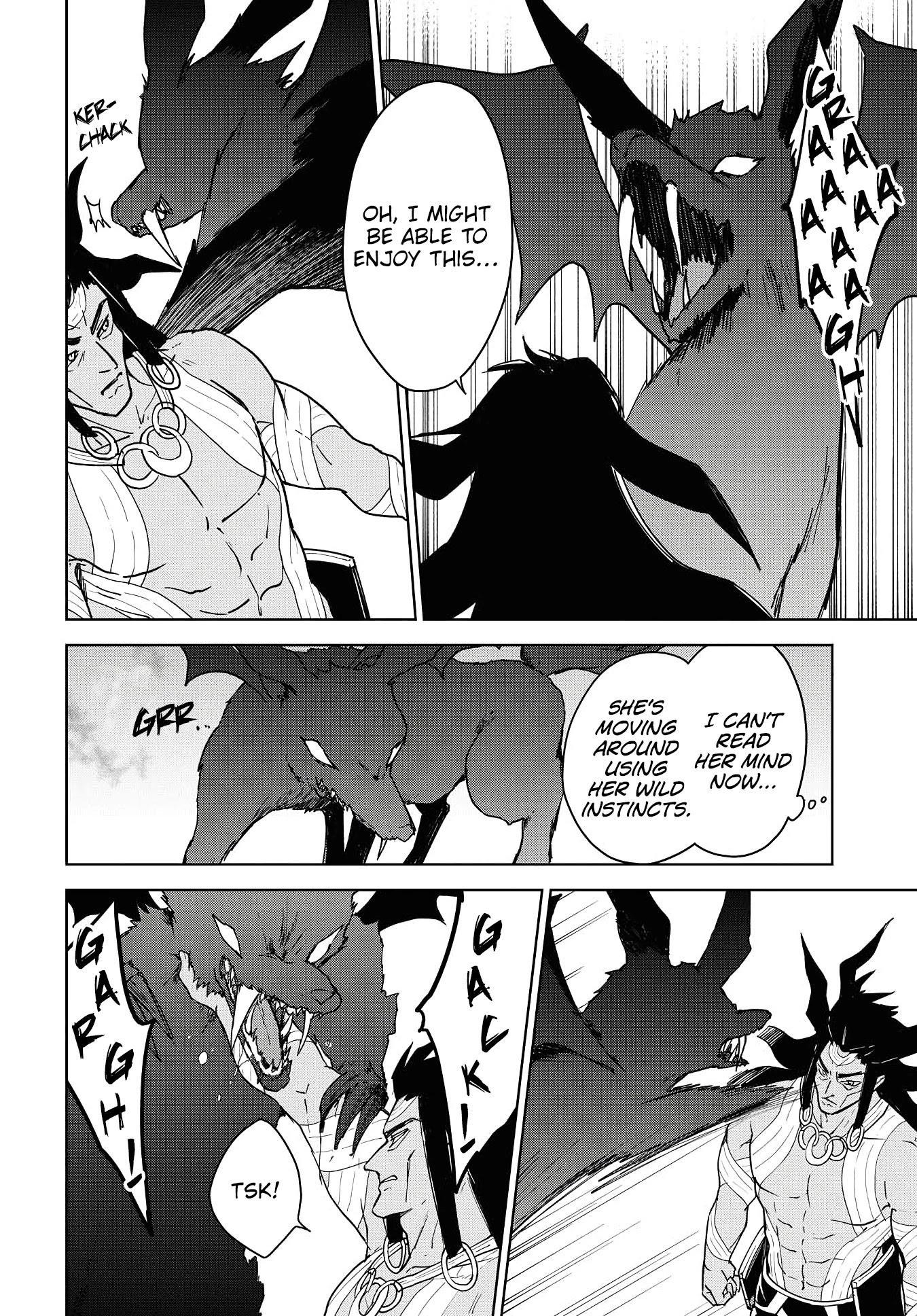 """Cheat Skill """"shisha Sosei"""" Ga Kakusei Shite Inishieno Maougun Wo Fukkatsu Sasete Shimaimashita ~Dare Mo Shinasenai Saikyou Hiiro~ Chapter 12: The East Demon Lord page 19 - Mangakakalots.com"""