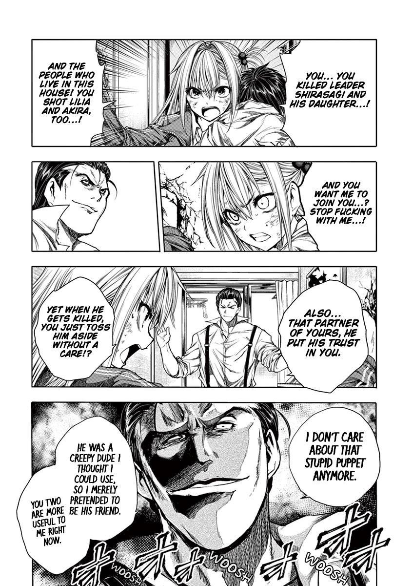 Deatte 5 Byou De Battle Chapter 72 page 9 - Mangakakalots.com