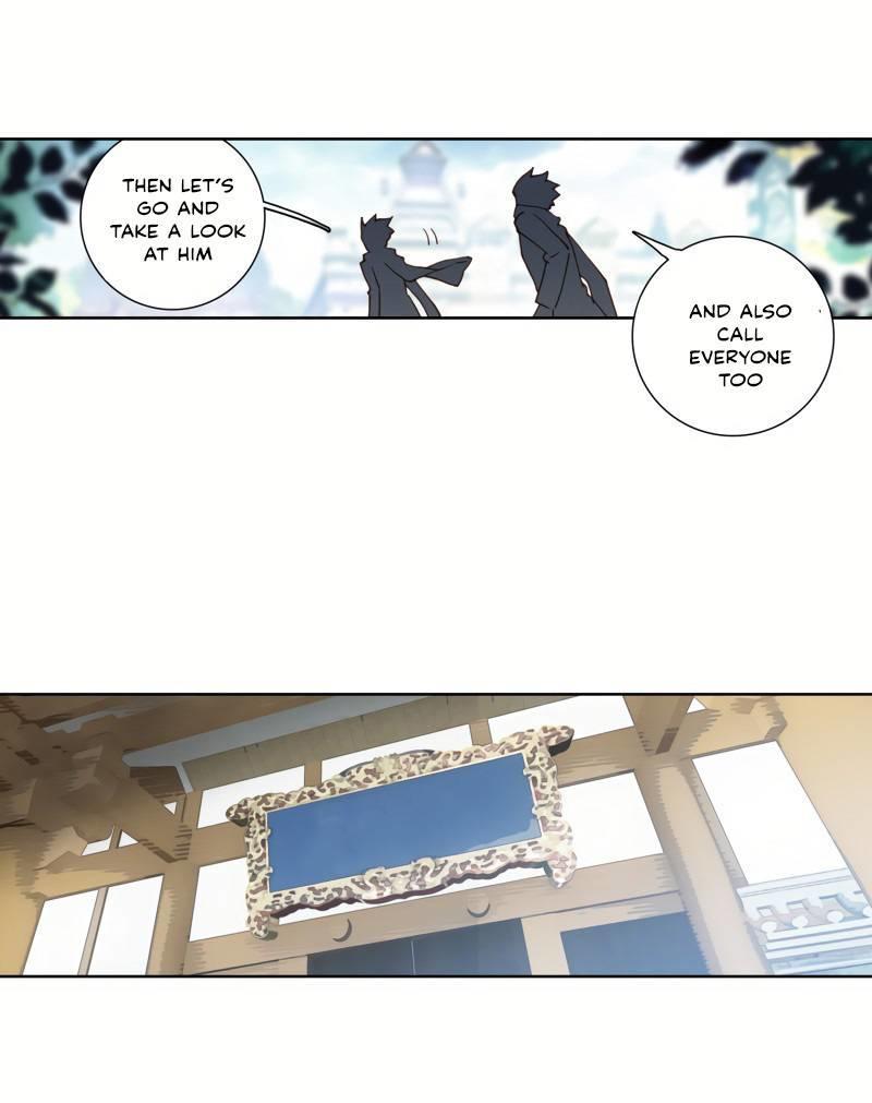 Douluo Dalu Ii - Jueshui Tangmen Chapter 261 page 14 - Mangakakalot