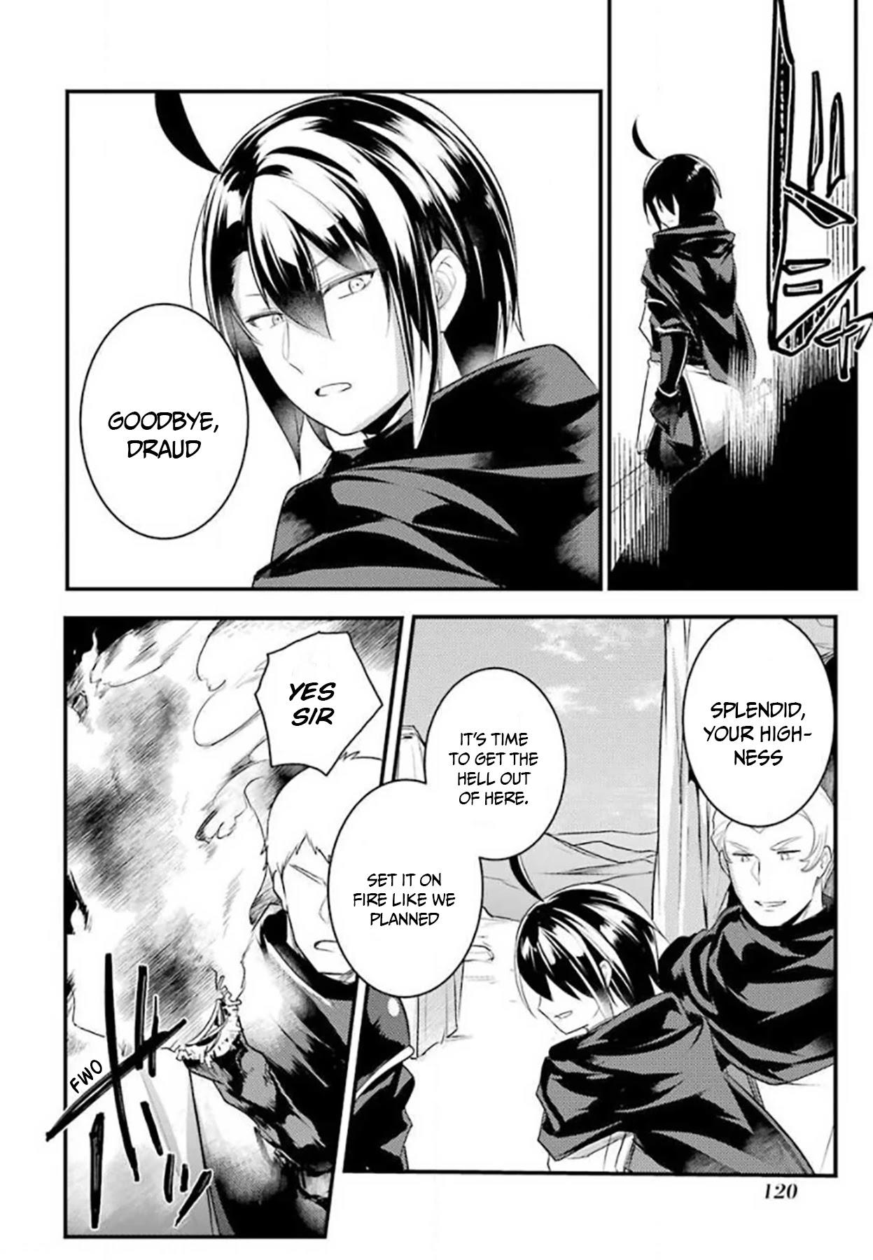 Prince Of Genius Rise Worst Kingdom ~Yes, Treason It Will Do~ Chapter 26 page 9 - Mangakakalots.com