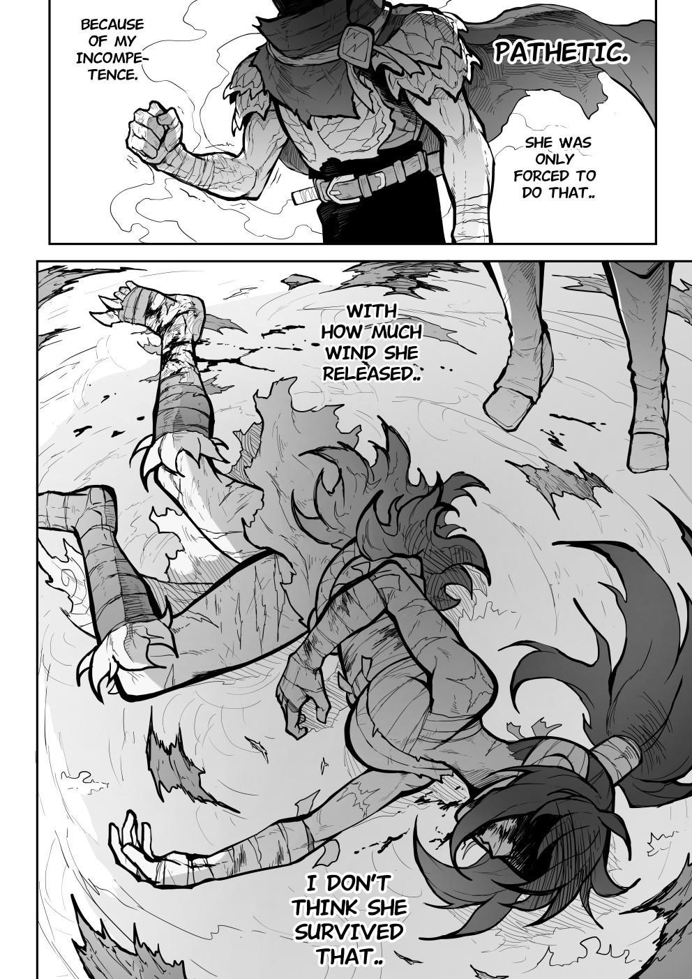 Dragon Claw Vol.2 Chapter 10: Dedication page 11 - Mangakakalots.com
