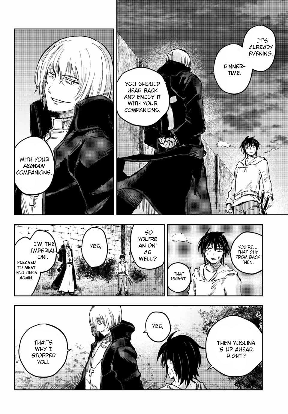 Peach Boy Riverside Chapter 43.2: Hawthorn And Oni God page 6 - Mangakakalots.com