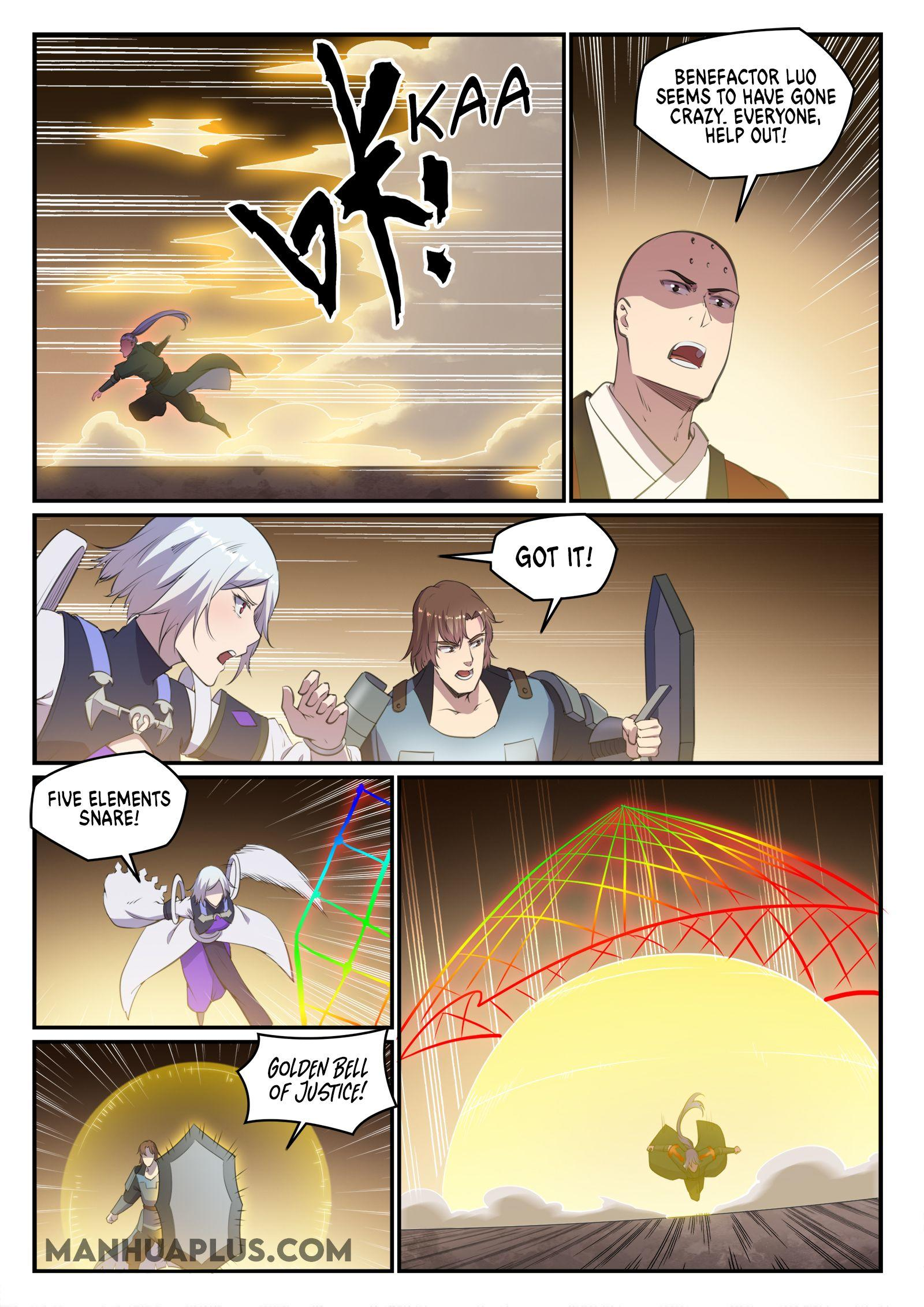 Apotheosis Chapter 703 page 13 - Mangakakalots.com