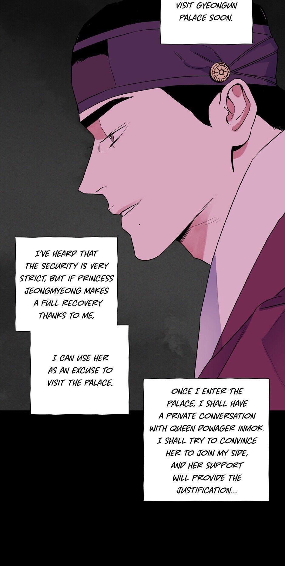 Finally, The Blue Flame Chapter 21 page 11 - Mangakakalots.com