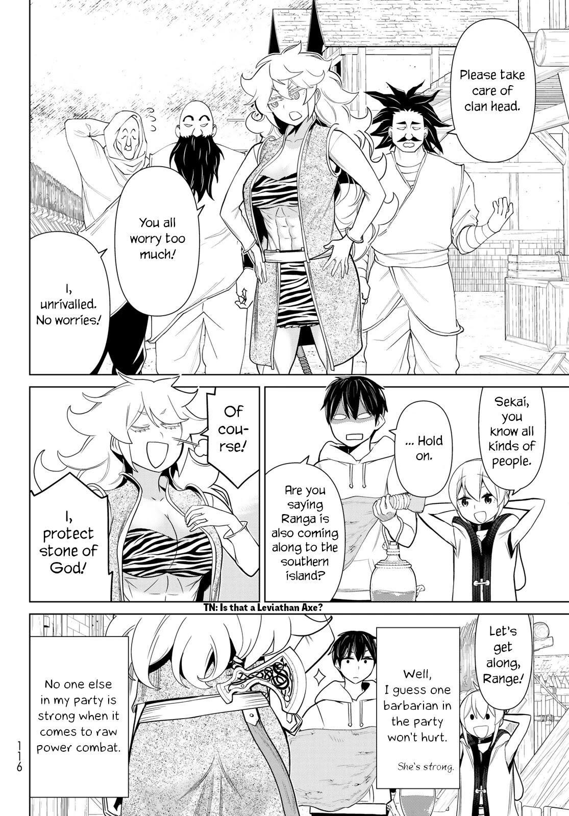 Time Stop Brave Chapter 20 page 32 - Mangakakalots.com