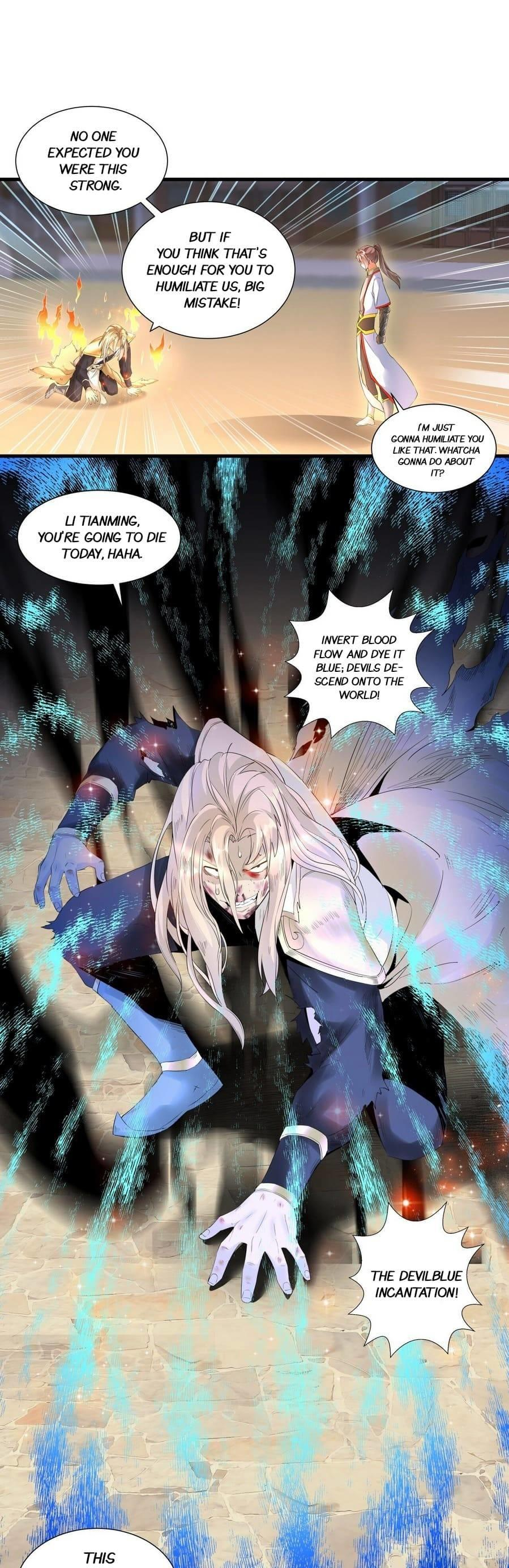Beastmaster Of The Ages Chapter 37 page 19 - Mangakakalots.com