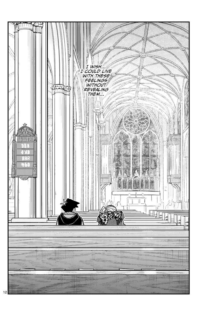 Komi-San Wa Komyushou Desu Chapter 293: Turn This Way. Please. page 12 - Mangakakalots.com