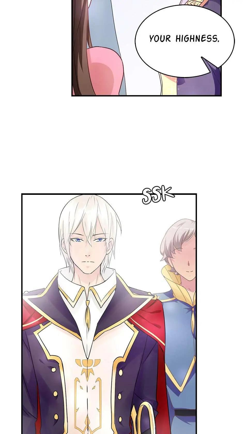 Surviving As The Prince's Fiancée Chapter 21 page 20 - Mangakakalots.com