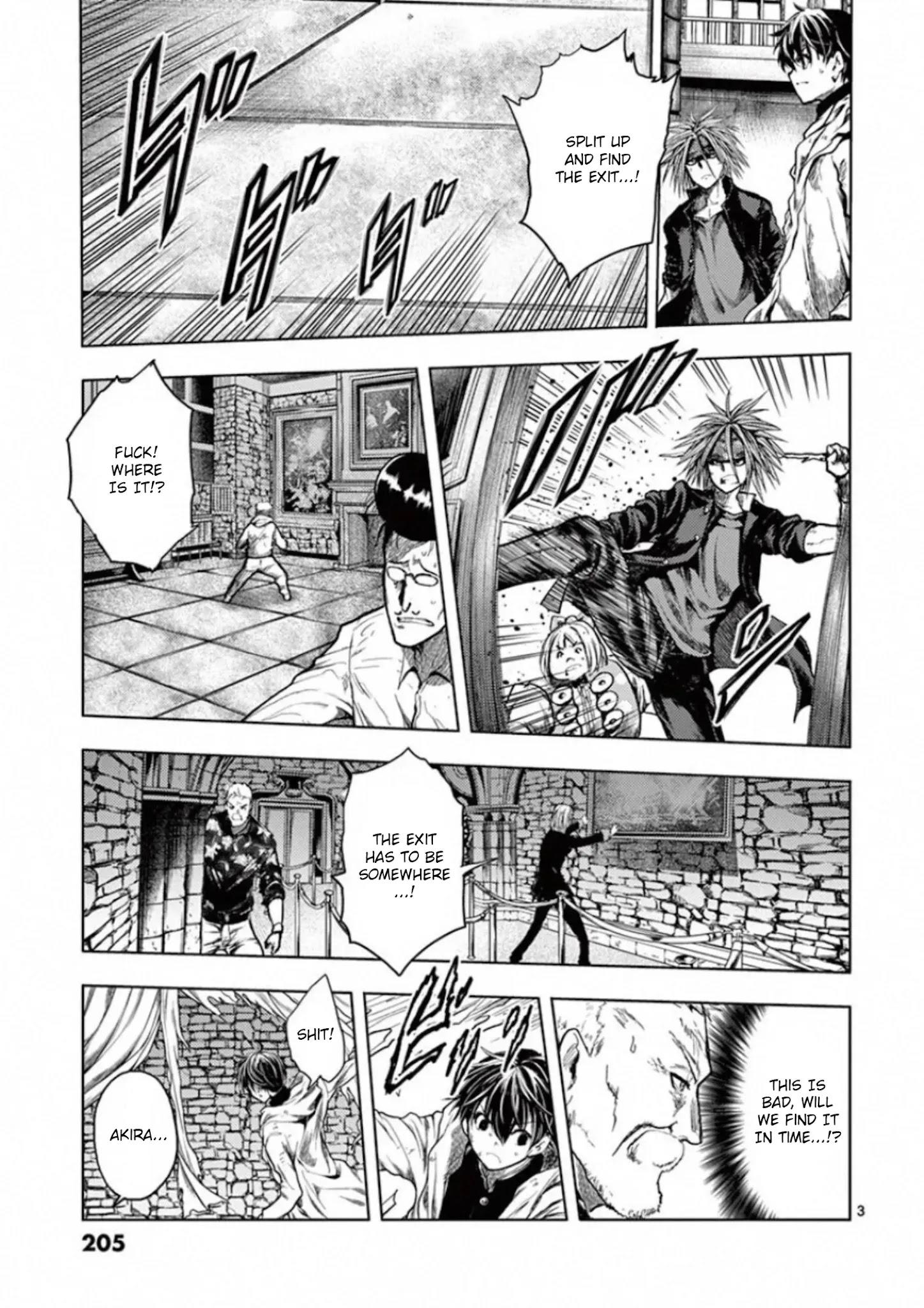 Deatte 5 Byou De Battle Chapter 143: To The Exit page 3 - Mangakakalots.com
