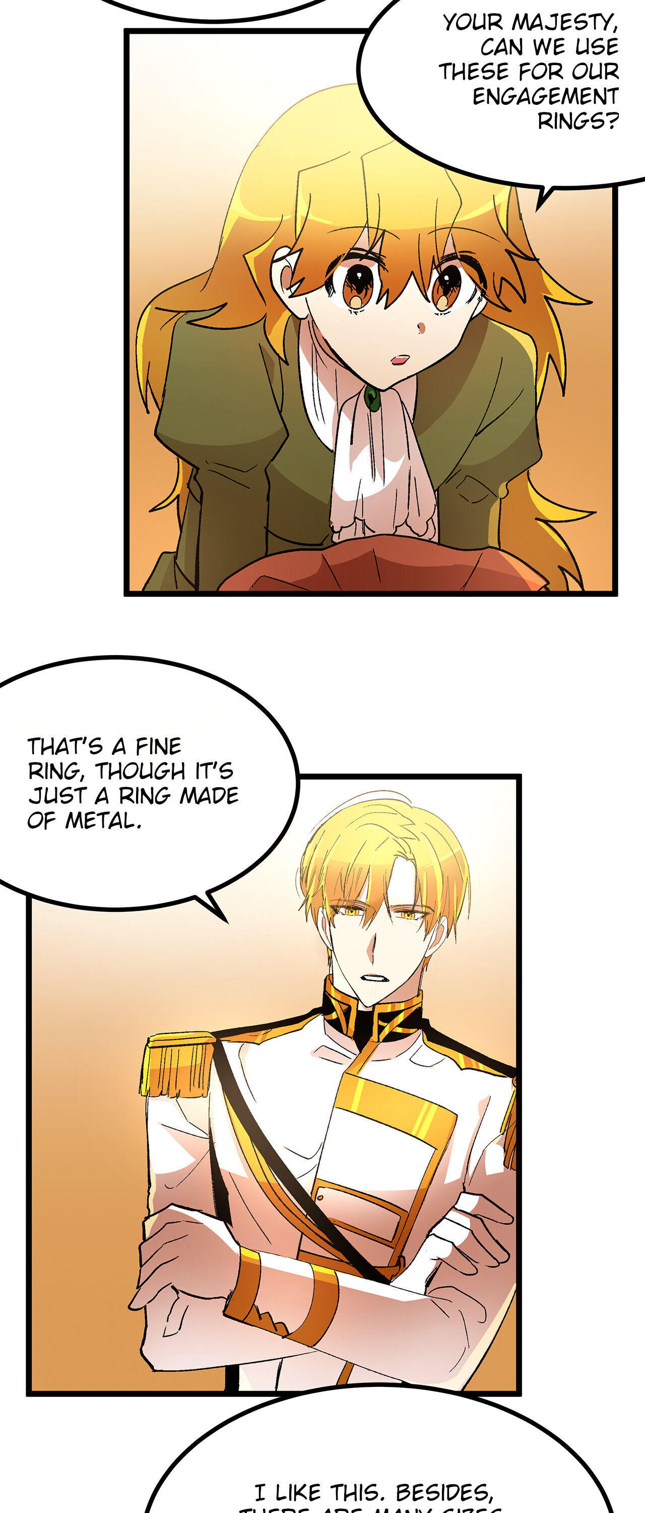Living As The Emperor's Fiancé Chapter 34 page 20 - Mangakakalots.com