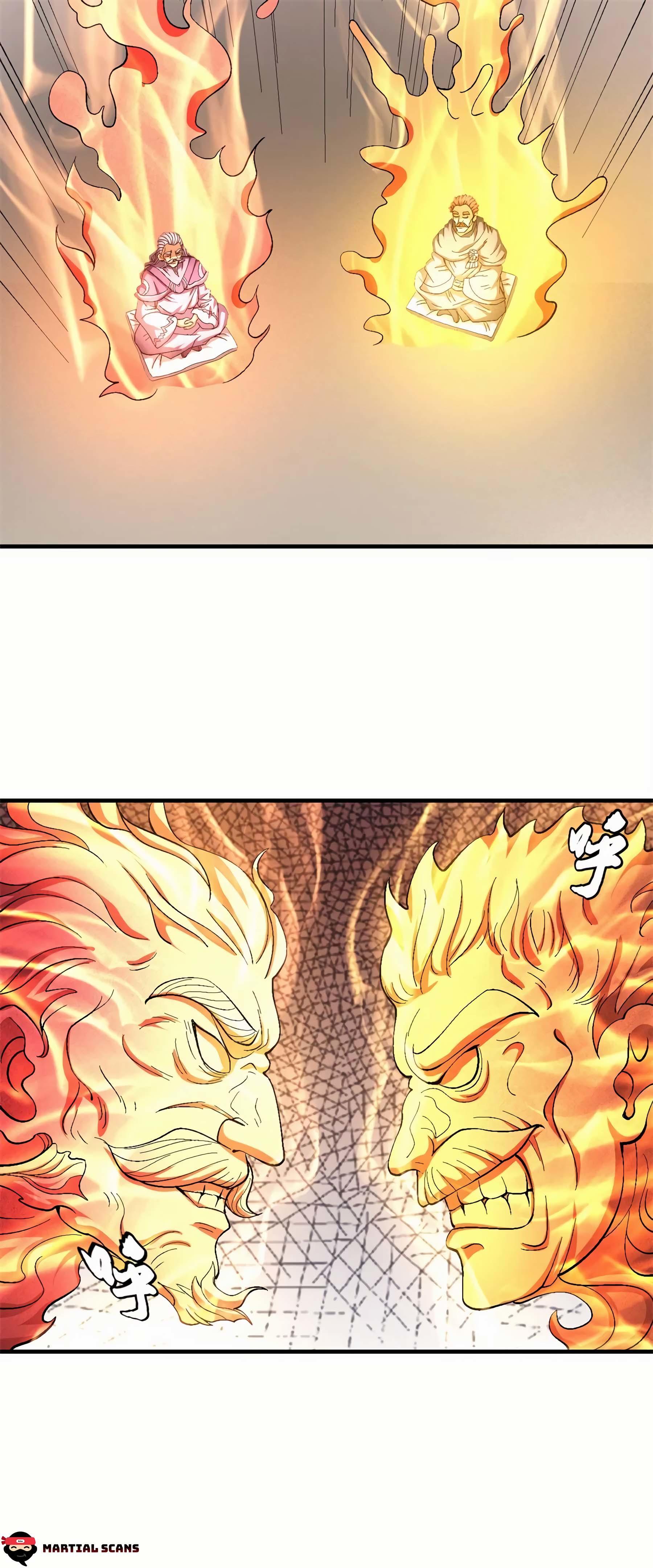 God Of Martial Arts Chapter 127.3: Mister Chi page 11 - Mangakakalots.com