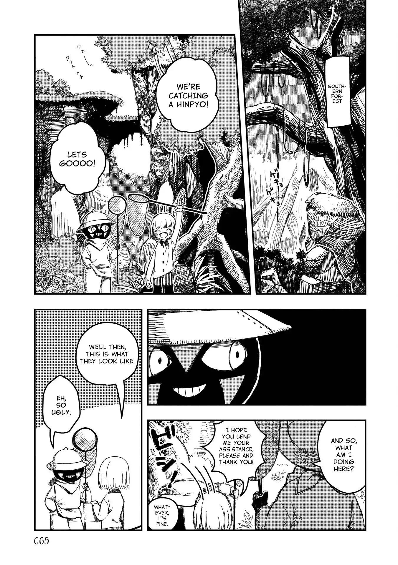 Rojica To Rakkasei Chapter 4: Rojica's Birthday page 9 - Mangakakalots.com