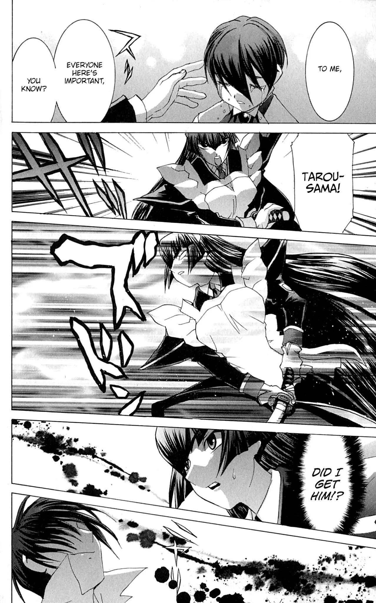 Hanaukyo Maid Tai Chapter 44 page 23 - Mangakakalots.com