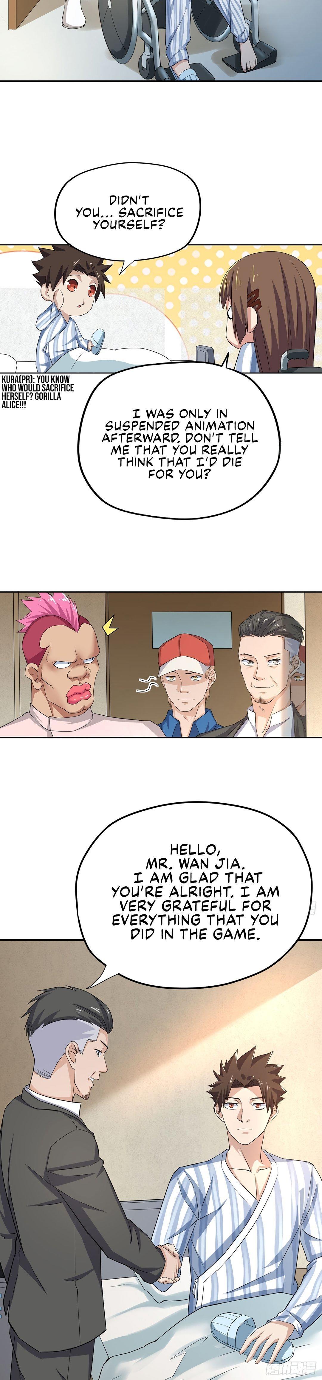 Player Reborn Chapter 194 page 12 - Mangakakalot