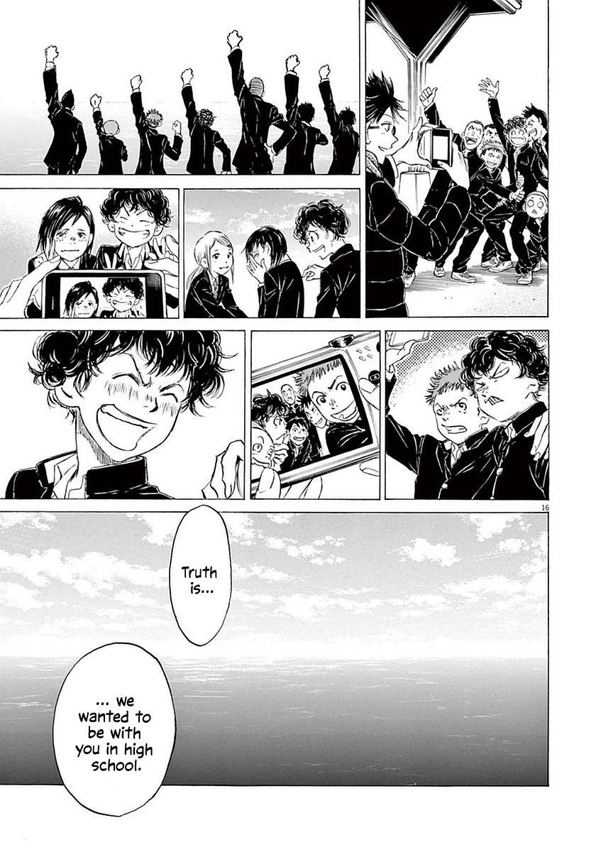 Ao Ashi Vol.3 Chapter 21: Orange-Coloured Scenery (Part 2) page 16 - Mangakakalots.com
