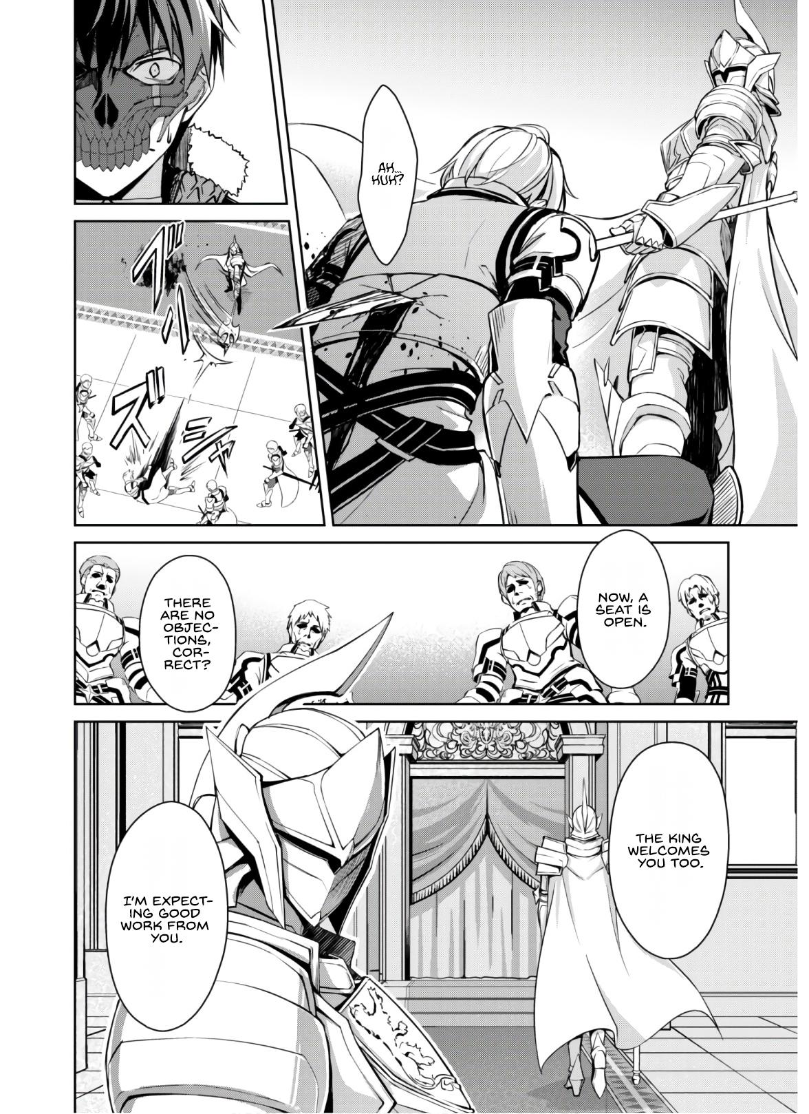 Berserk Of Gluttony Chapter 32: The Unchangeable Place page 15 - Mangakakalots.com