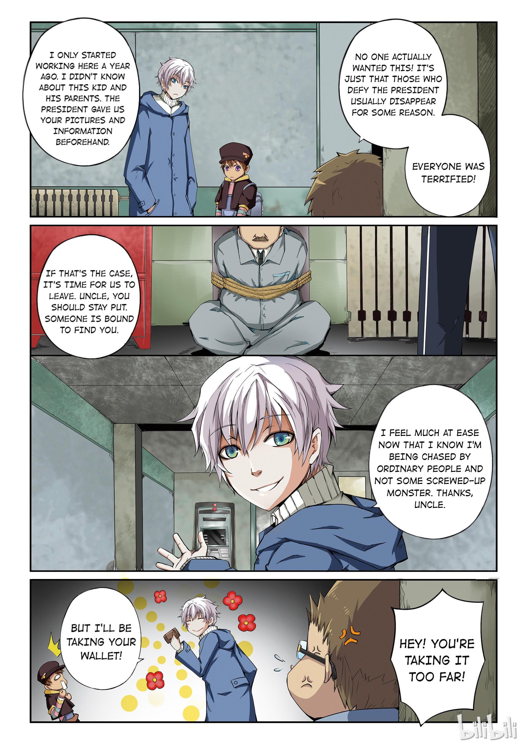 God Of Deception Chapter 25: Scroll 1: Deception Supervisors - Hunting (I) page 7 - Mangakakalots.com