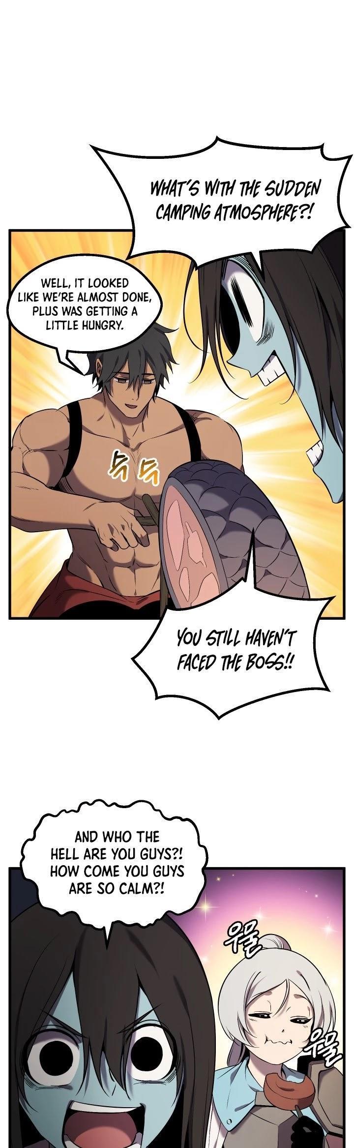Survival Story Of A Sword King In A Fantasy World Chapter 47 page 28 - Mangakakalots.com