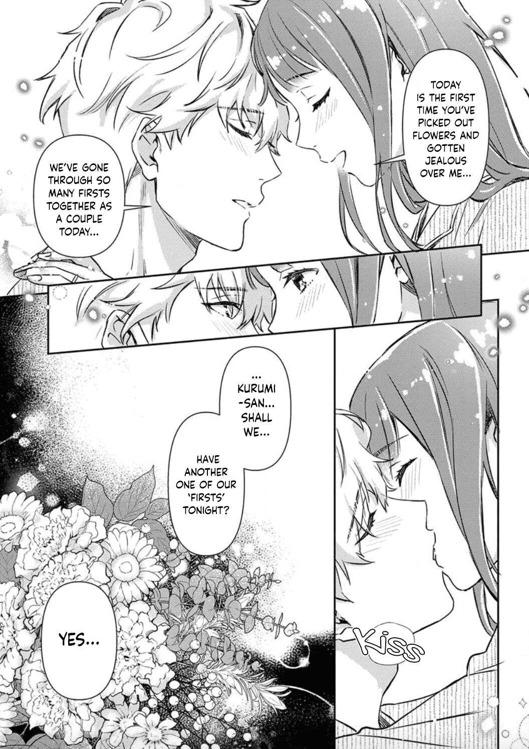 Shojo Kon ~Kohinata Fuufu Wa Shite Mitai~ Chapter 6 page 27 - Mangakakalots.com