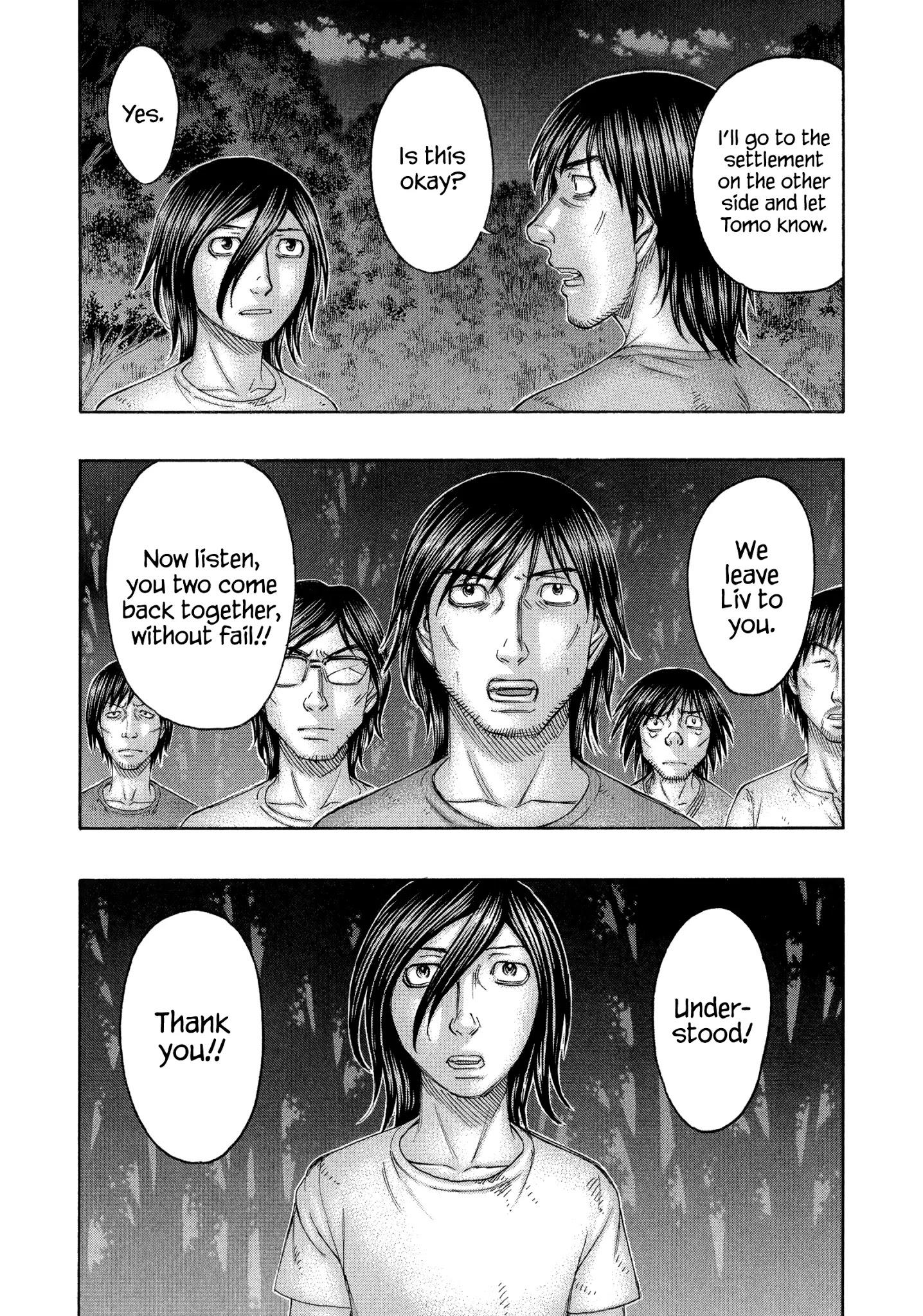 Suicide Island Chapter 161: What This Island Needs page 10 - Mangakakalots.com
