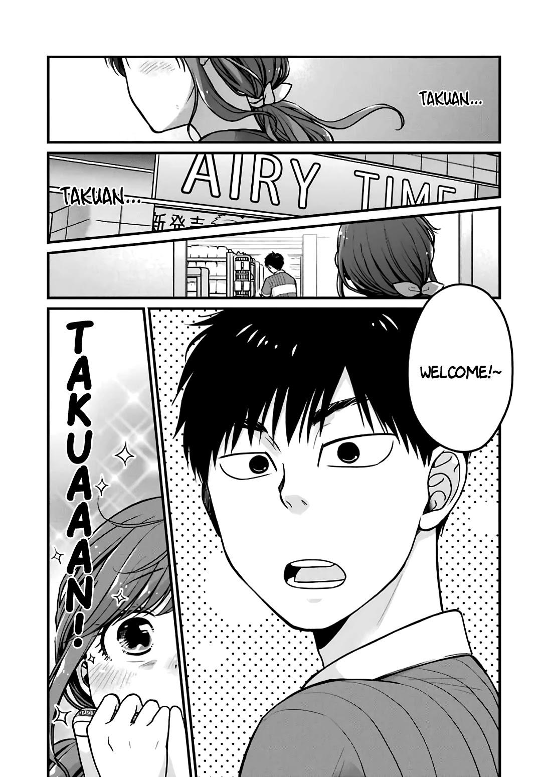 5 Minutes With You At A Convenience Store Chapter 19 page 2 - Mangakakalots.com