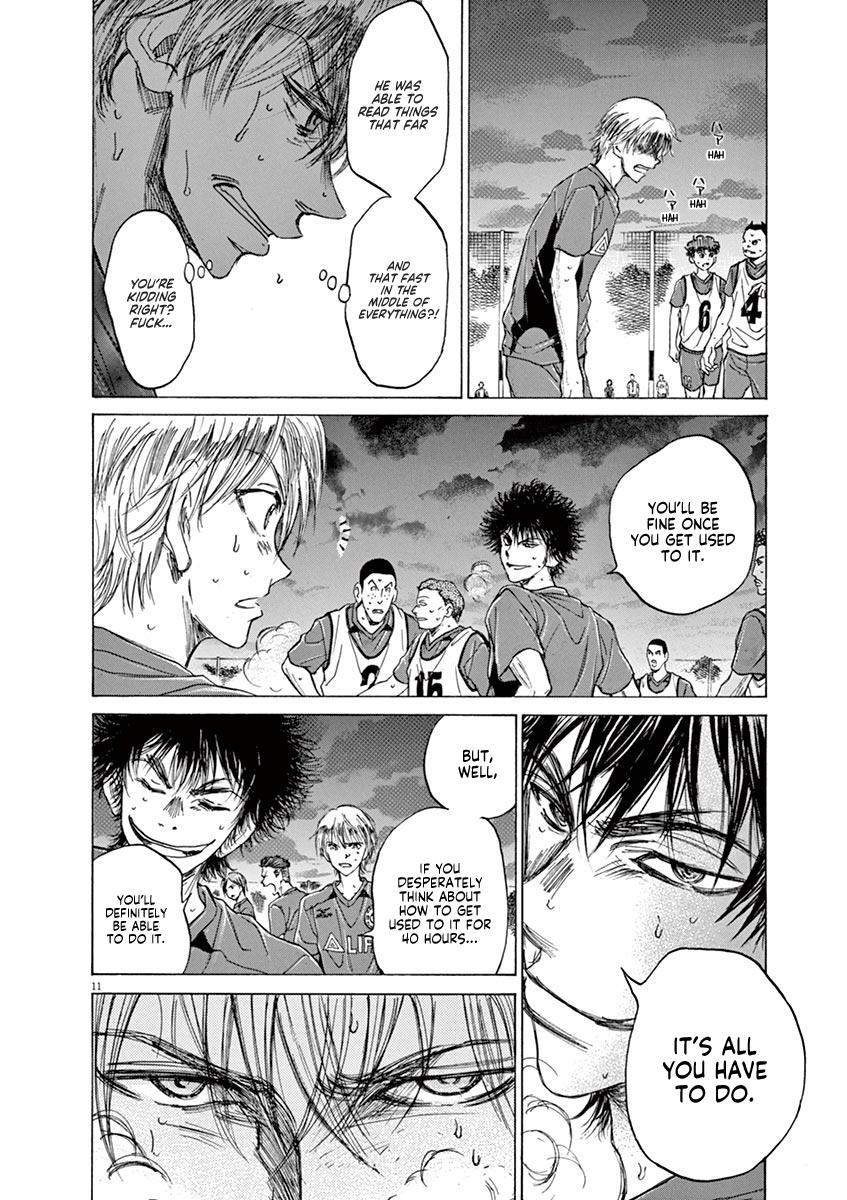 Ao Ashi Vol.7 Chapter 66: Look Out page 12 - Mangakakalots.com