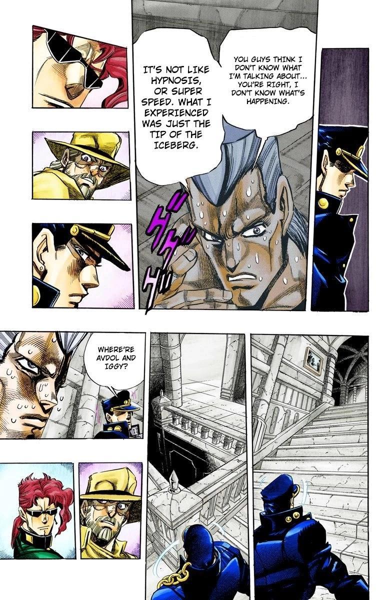 Oingo Boingo Brothers Adventure Chapter 136: Dio's World Part 3 page 3 - Mangakakalots.com