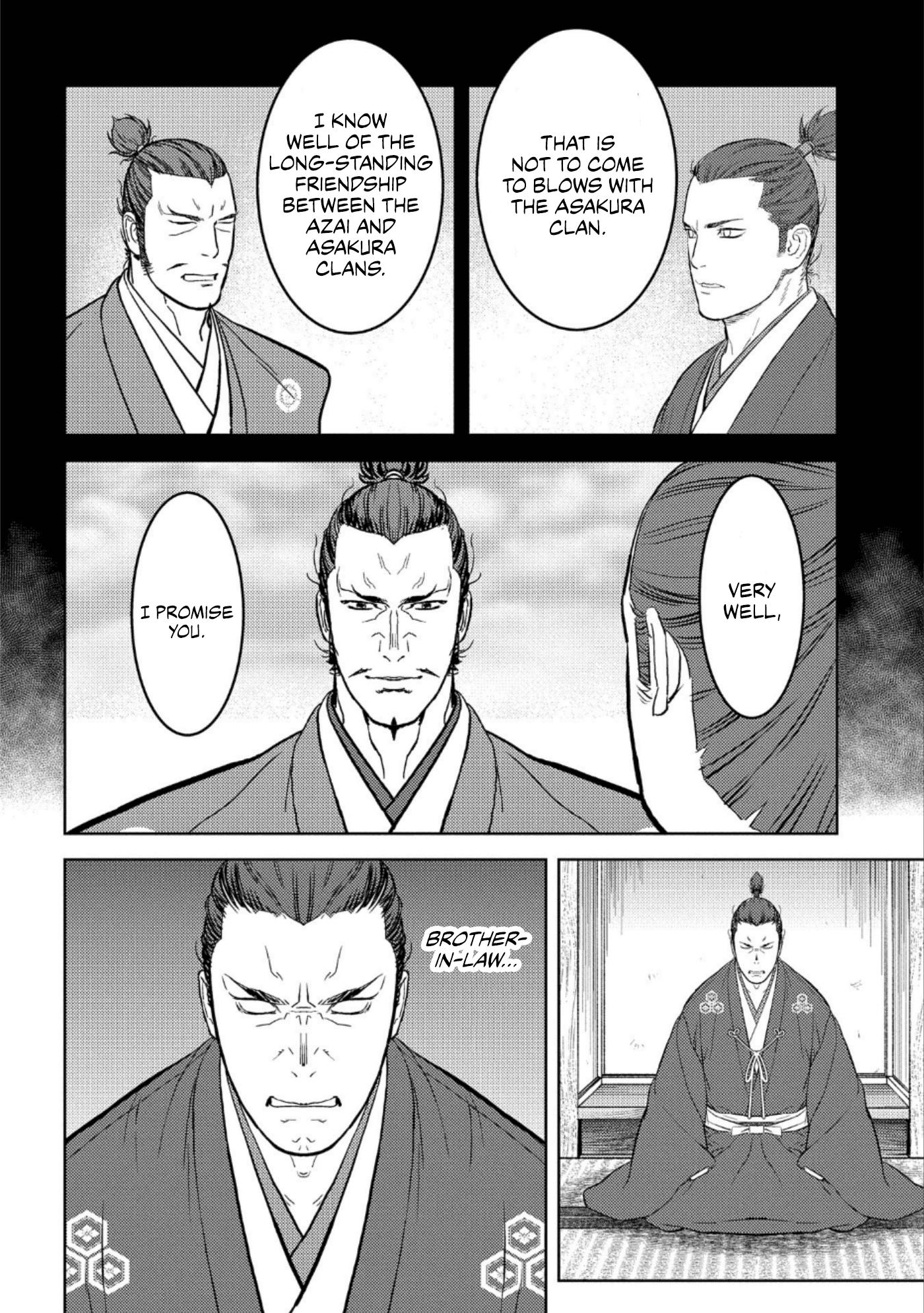 Sengoku Komachi Kurou Tan! Chapter 42 page 15 - Mangakakalots.com