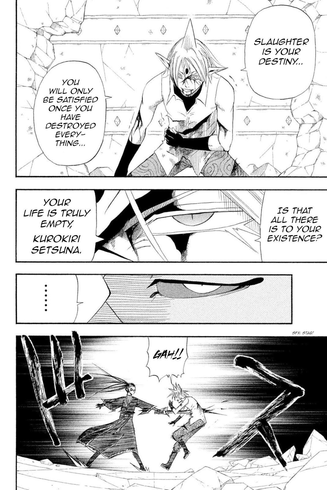 Buster Keel! Chapter 39: Feast Of God (Part 4) page 31 - Mangakakalots.com
