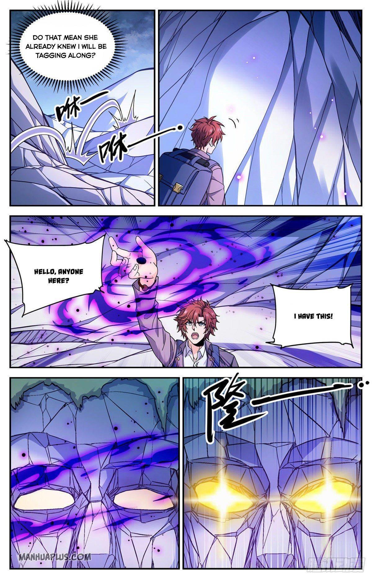 Versatile Mage Chapter 674 page 5 - Mangakakalots.com