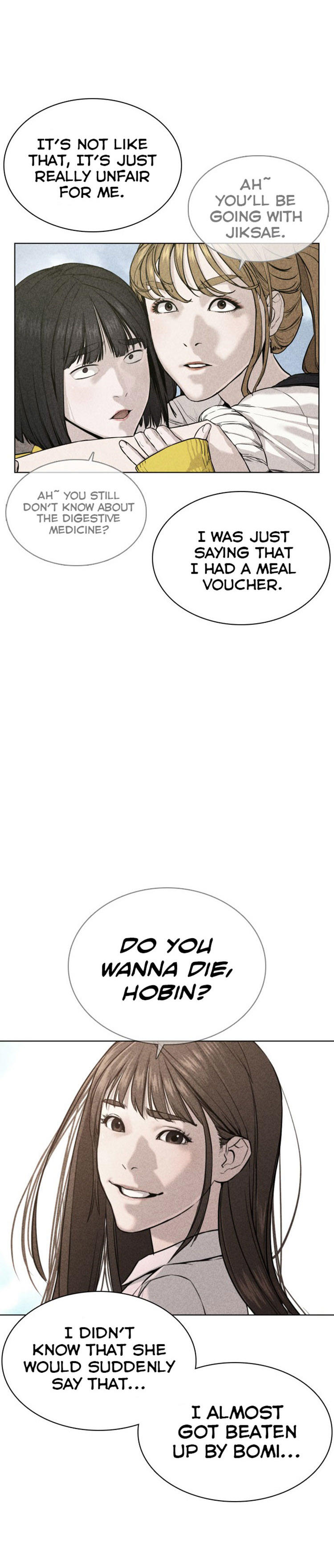 How To Fight Chapter 35: Do You Wanna Die, Hobin? page 23 - Mangakakalots.com