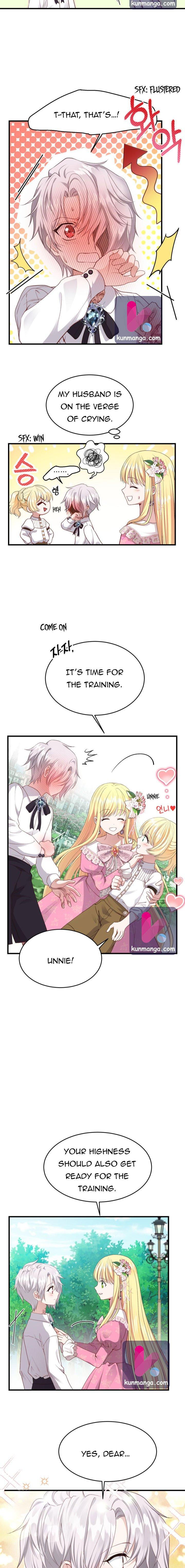 I Became The Wife Of The Monstrous Crown Prince Chapter 26.5 page 2 - Mangakakalots.com