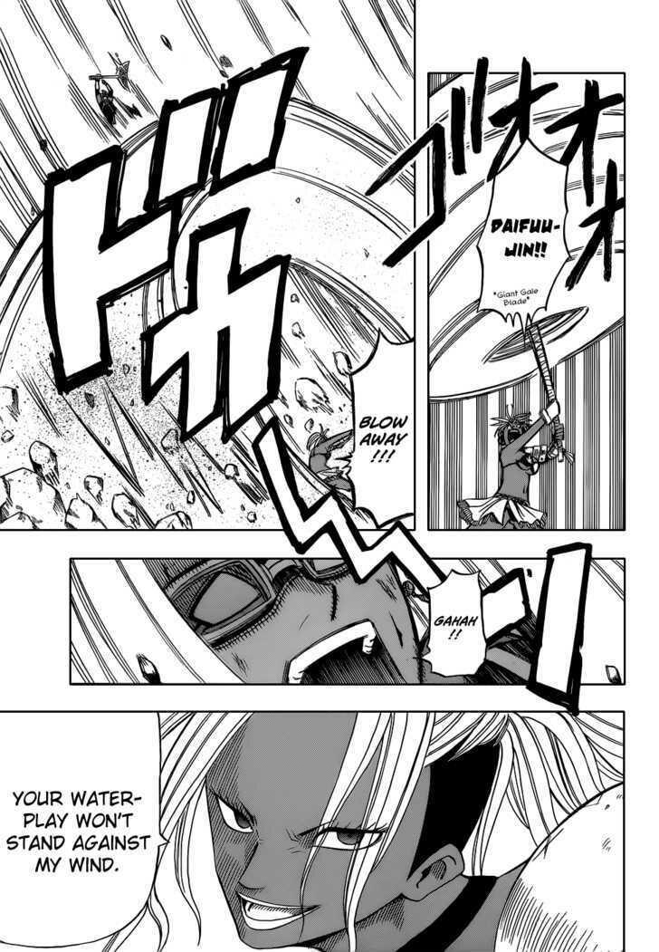 Buster Keel! Vol.2 Chapter 15 : My Funny Crem (Part 2) page 29 - Mangakakalots.com