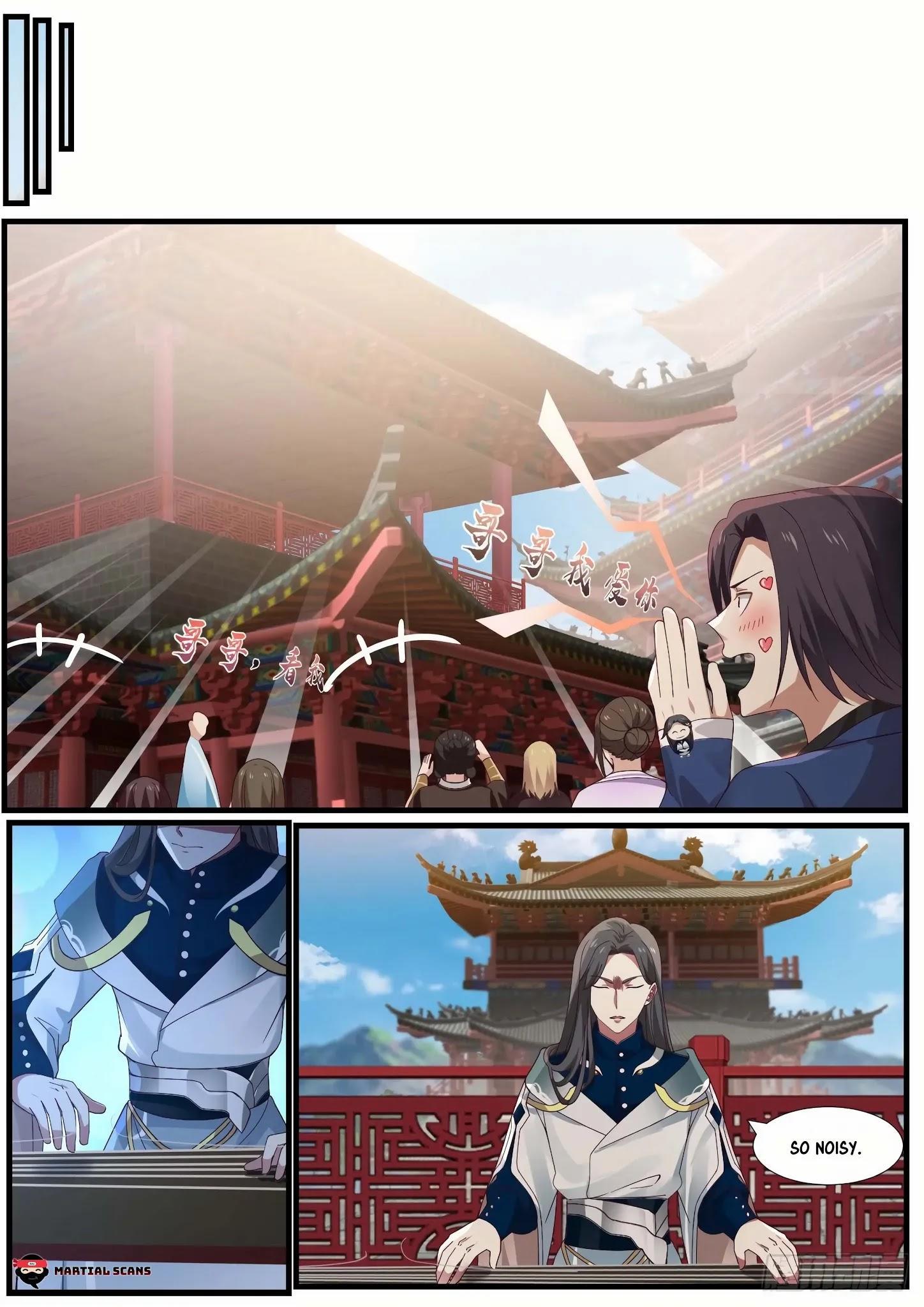 Martial Peak Chapter 960: Wait For Me! page 10 - Mangakakalots.com