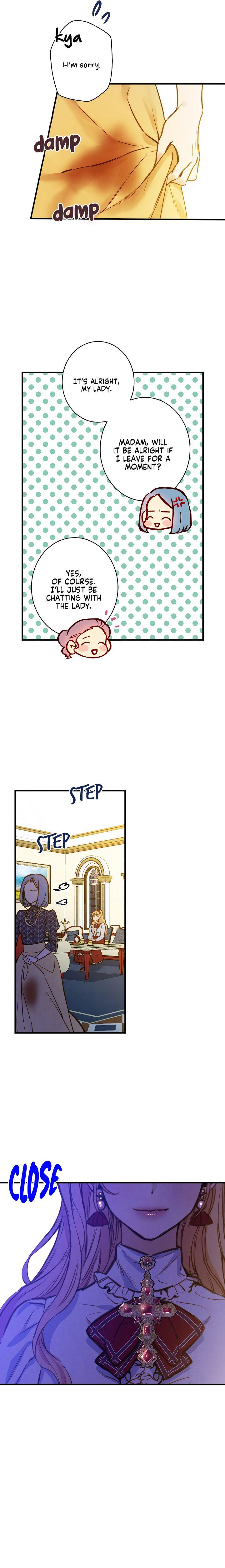 Shadow Queen Chapter 29 page 5 - Mangakakalots.com