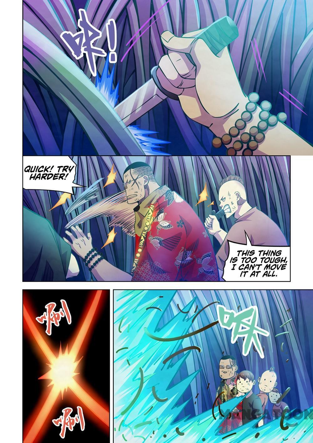 Moshi Fanren Chapter 244 page 13 - Mangakakalots.com