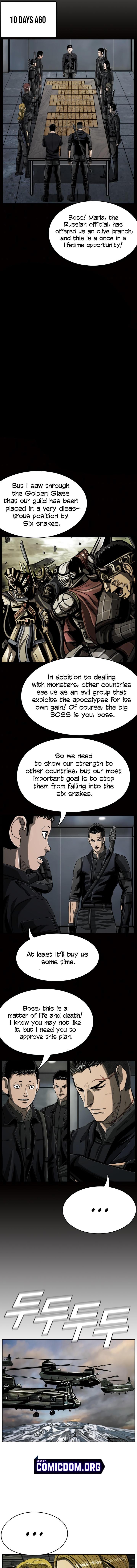 The First Hunter Chapter 72 page 10 - Mangakakalots.com